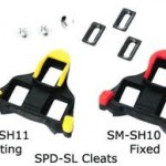 Shimano SPD SL Cleats