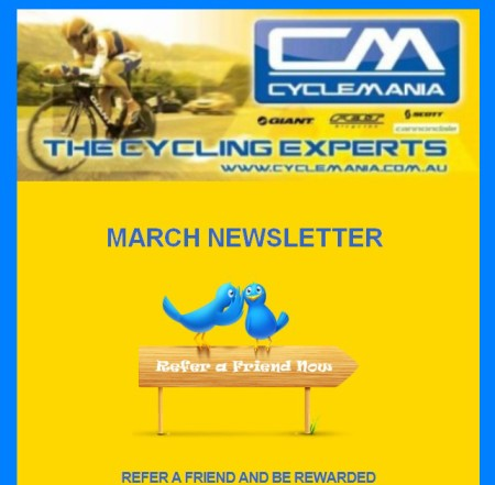 cyclemania perth